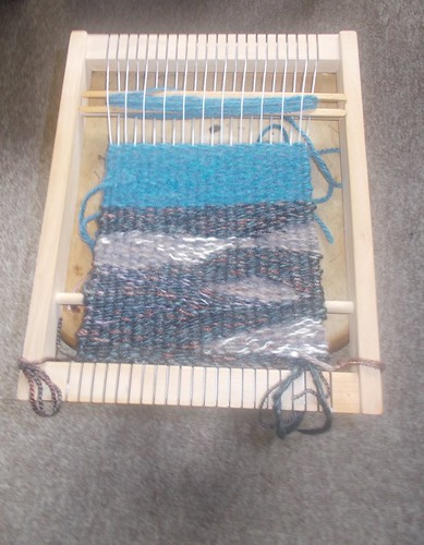 WEE WEAVING 2 | by Lynn Gray Ross