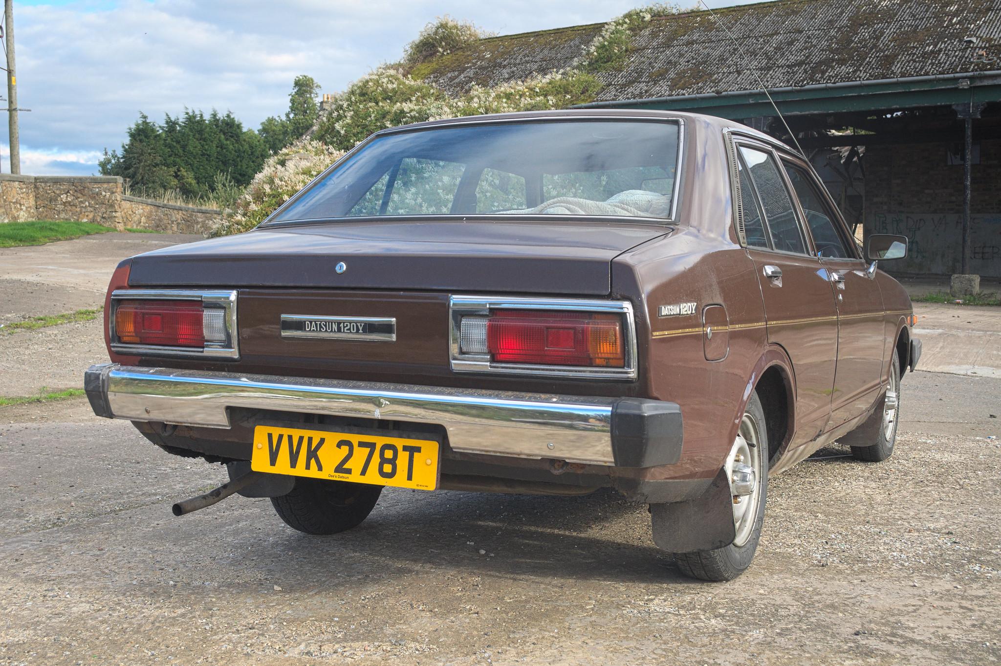 1979 Datsun 120y £999 Fife Scotland   Retro Rides