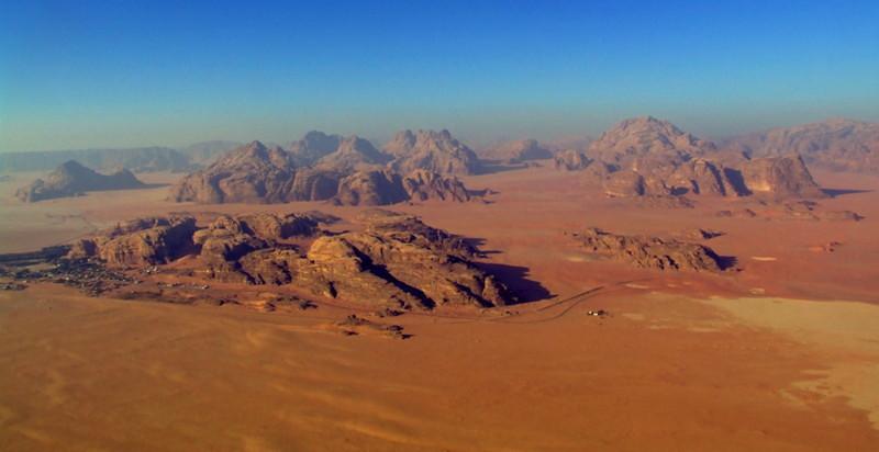 Planeta desierto Rogue One