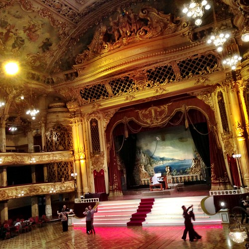 Blackpool Tower Ballroom | by ZoqyPhoto