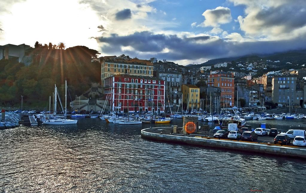 Vieux Port De Bastia Le Vieux Port Bastia Cremona Daniel Flickr