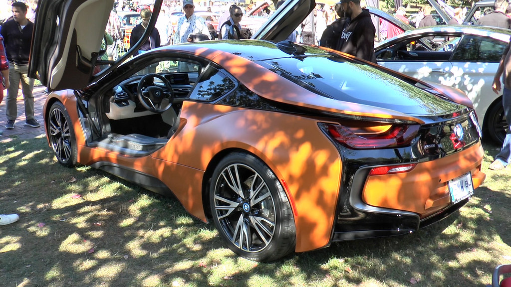 Bmw I8 Screenshot From The Video Www Youtube Com Watch V Flickr