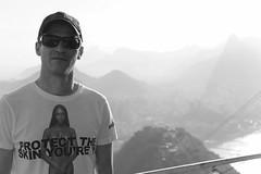 Morro do Pão de Açúcar, Rio de Janeiro, Brazil.
