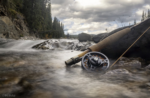 Fly-Fishing Mountain Streams | by Rob McKay Photography