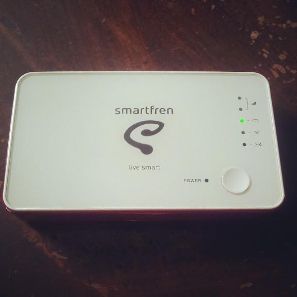 Wifi Router Smartfren Evdo B 275K 30GB 15