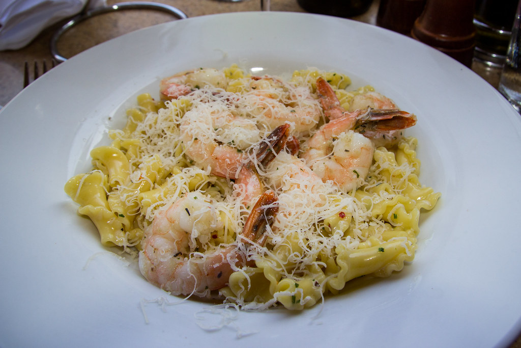 Image result for shrimp scampi
