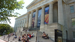 Downtown DC | Smithsonian Museum of American Art | by WDCEP