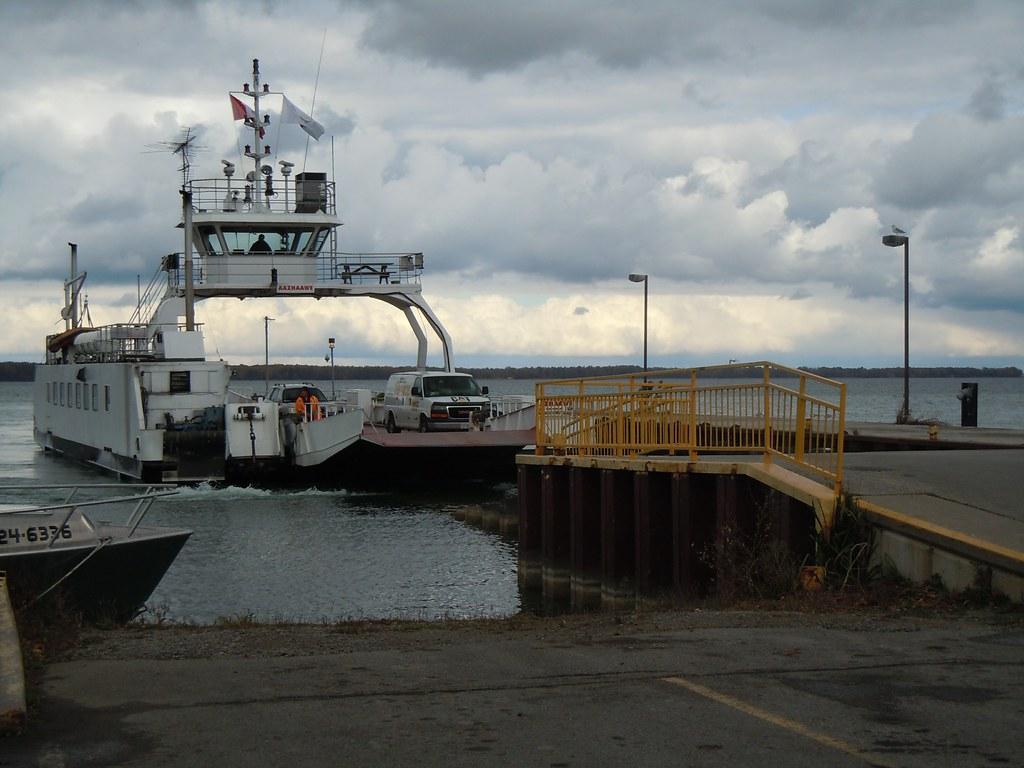 Georgjna Island Ferry