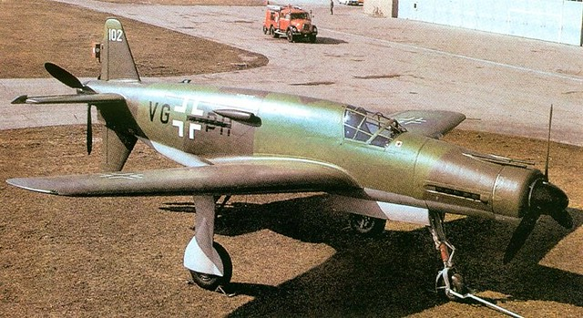 Dornier Do 335 102 VG+PH