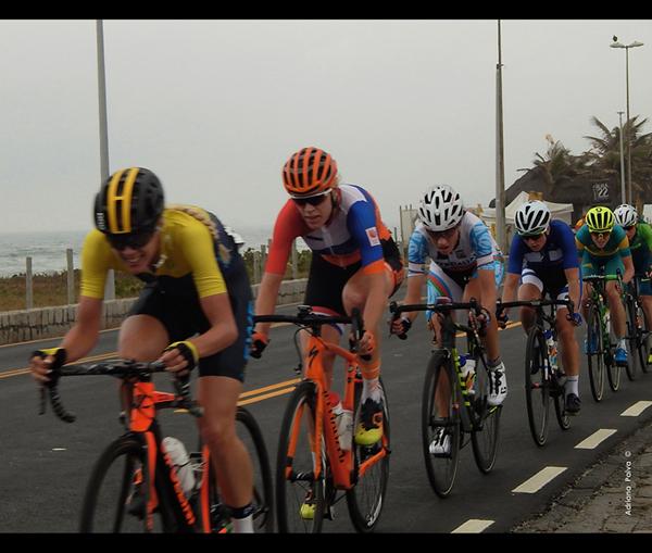 Ciclismo feminino - Volta do Grumari