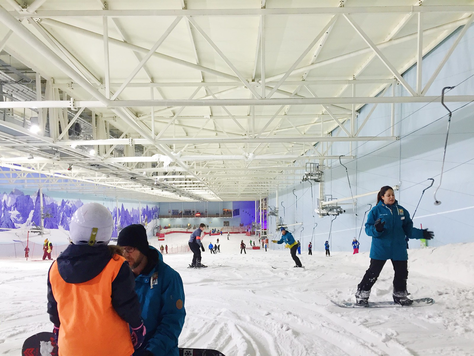 Chill Factore Ski Improver Lesson