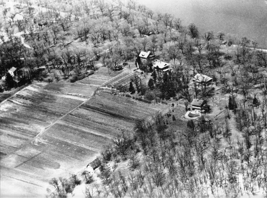 Turville Farm Aerial Image 3 1937 This Is A 1937