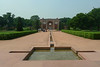 Delhi - Humayuns Tomb gate view
