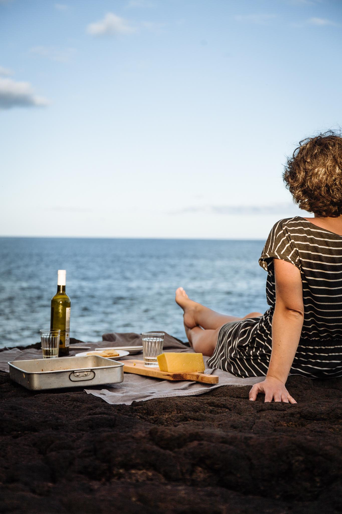 picnic beira mar