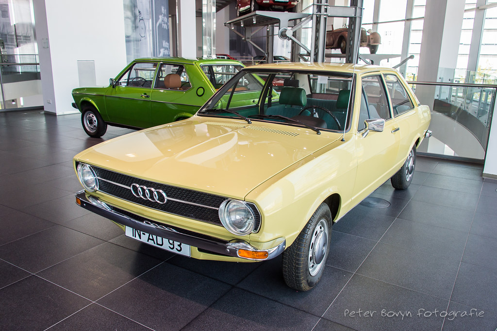 """Audi 80 - 1974 