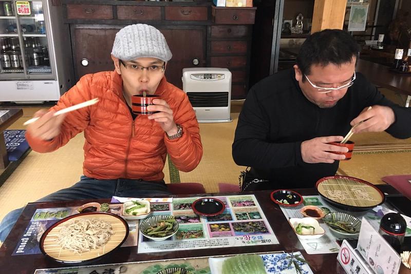 20161012 弘法そば温泉ツーリング