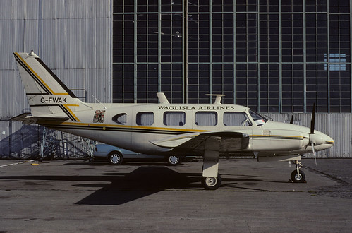 C-FWAK  PA-31-310 Navajo  (2) WAGLISLA AIRLINES