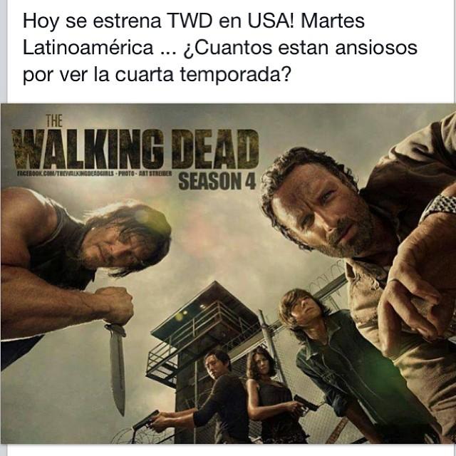 The Walking Dead. #thewalkingdead #twd #zombie #caracas #v…   Flickr
