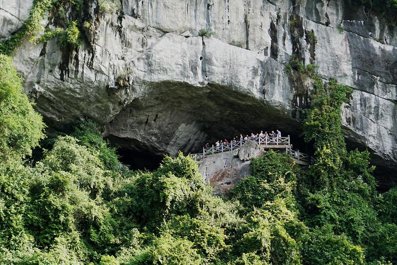 cave visit