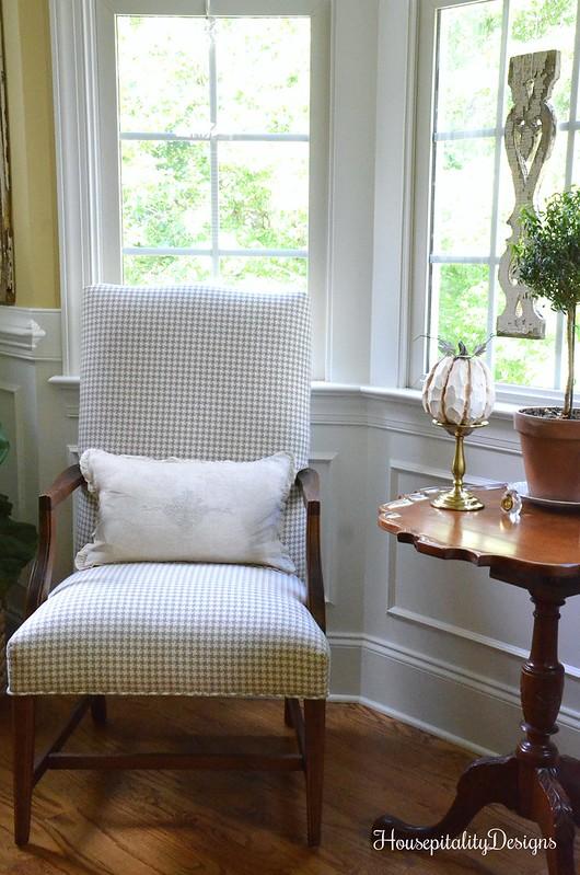 Ethan Allen Martha Washington Chair - Dining Room - Housepitality Designs