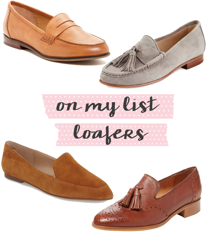 leather loafers suede loafers fall loafers