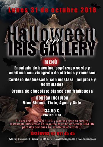 Hotel Estela - Cena Halloween 2016