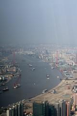 Huangpu River(?) from SWFC