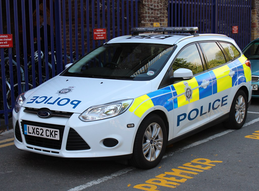 ... 2013 Ford Focus Edge 1.6 TDCi British Transport Police Car | by Stuart Axe & 2013 Ford Focus Edge 1.6 TDCi British Transport Police Caru2026 | Flickr markmcfarlin.com
