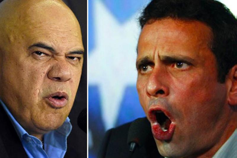 """Los detalles del nuevo supuesto """"candelero"""" entre Capriles y la MUD"""