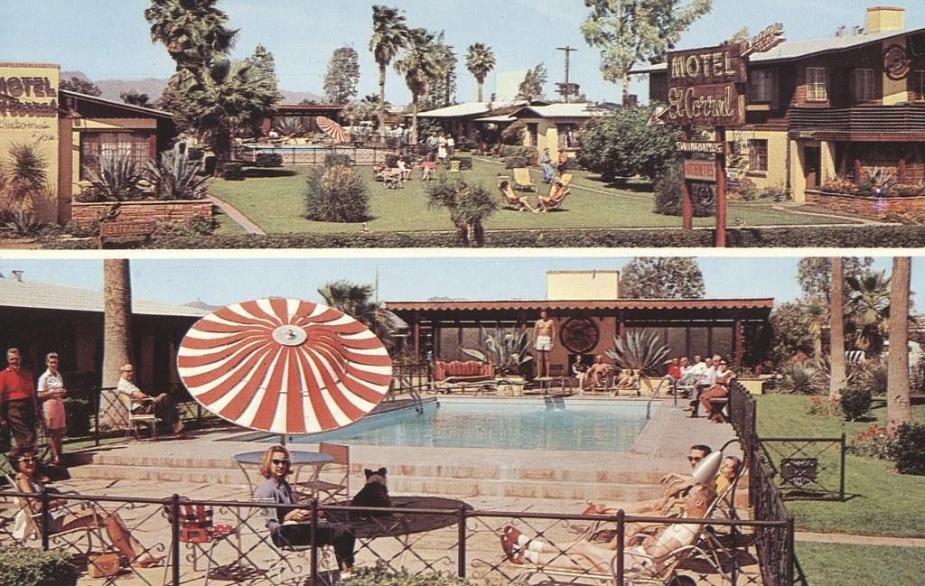 Motel El Corral - Tucson, Arizona