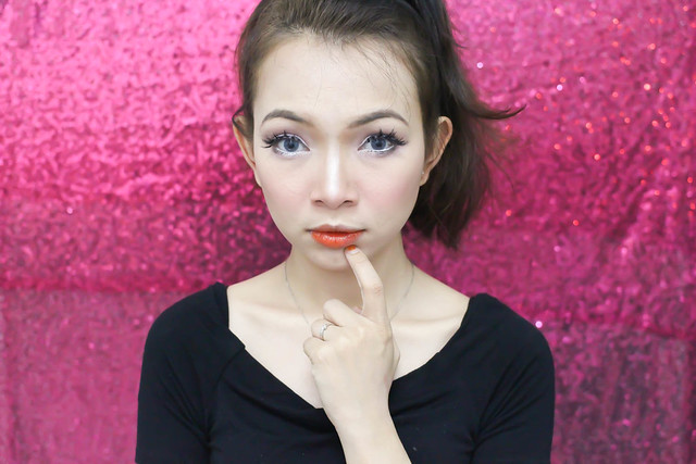 Cathydoll makeup look 4