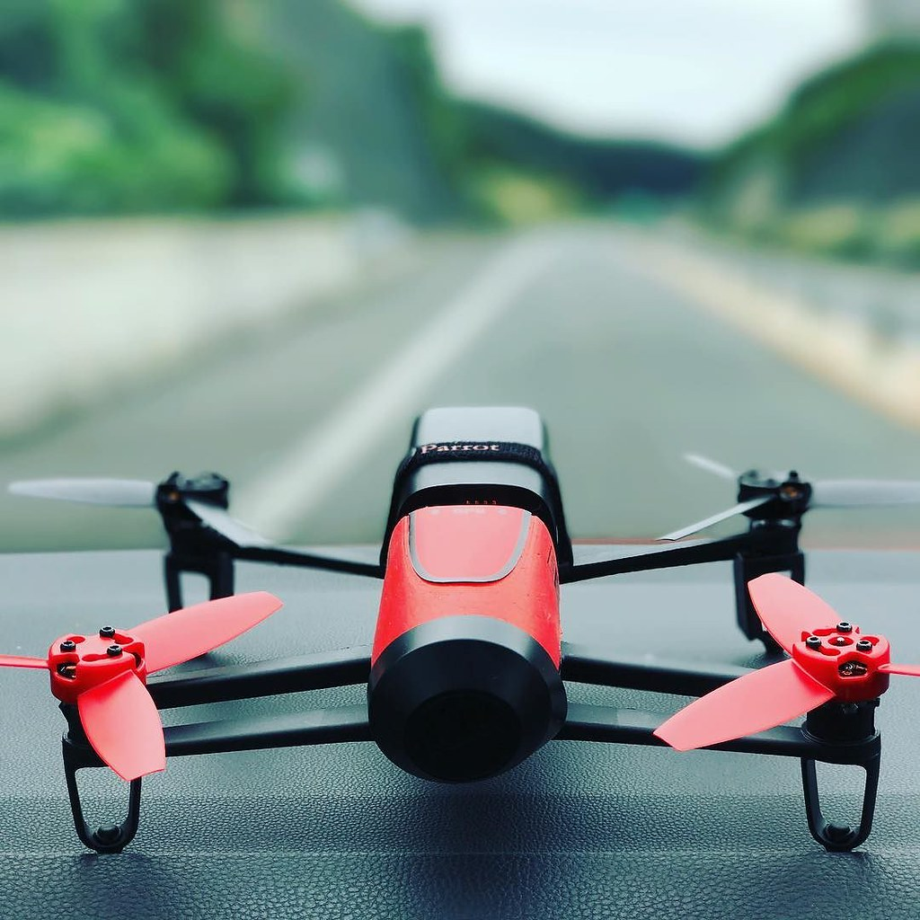 parrot drone won't connect bluetooth