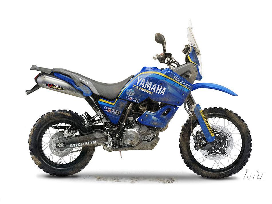 Yamaha Xt Blog