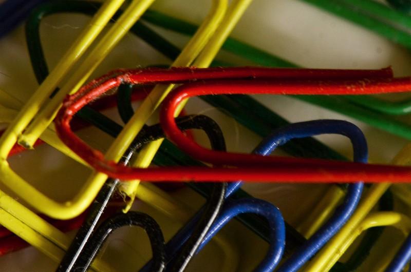 Macro challenge paper clips 18.08. (2)