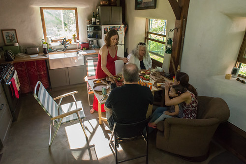 Breakfast in our Cottage with Neighbors | by goingslowly
