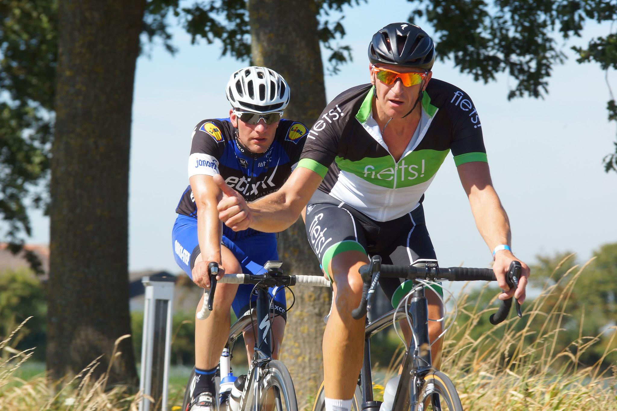 West-Vlaanderens Mooiste fietsen op donderdag