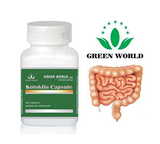 Koloklin Capsule Green World