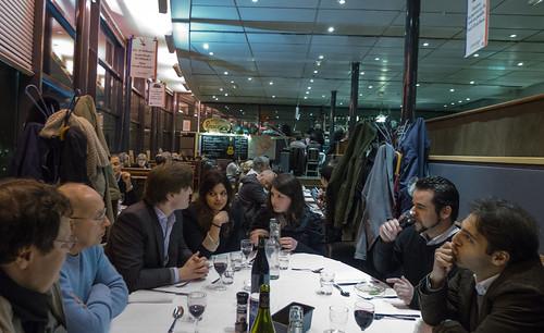 La grande table pas de france culture au restaurant le flickr - La grande table france culture ...