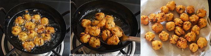 How to make Rice Pakoda Recipe - Step4
