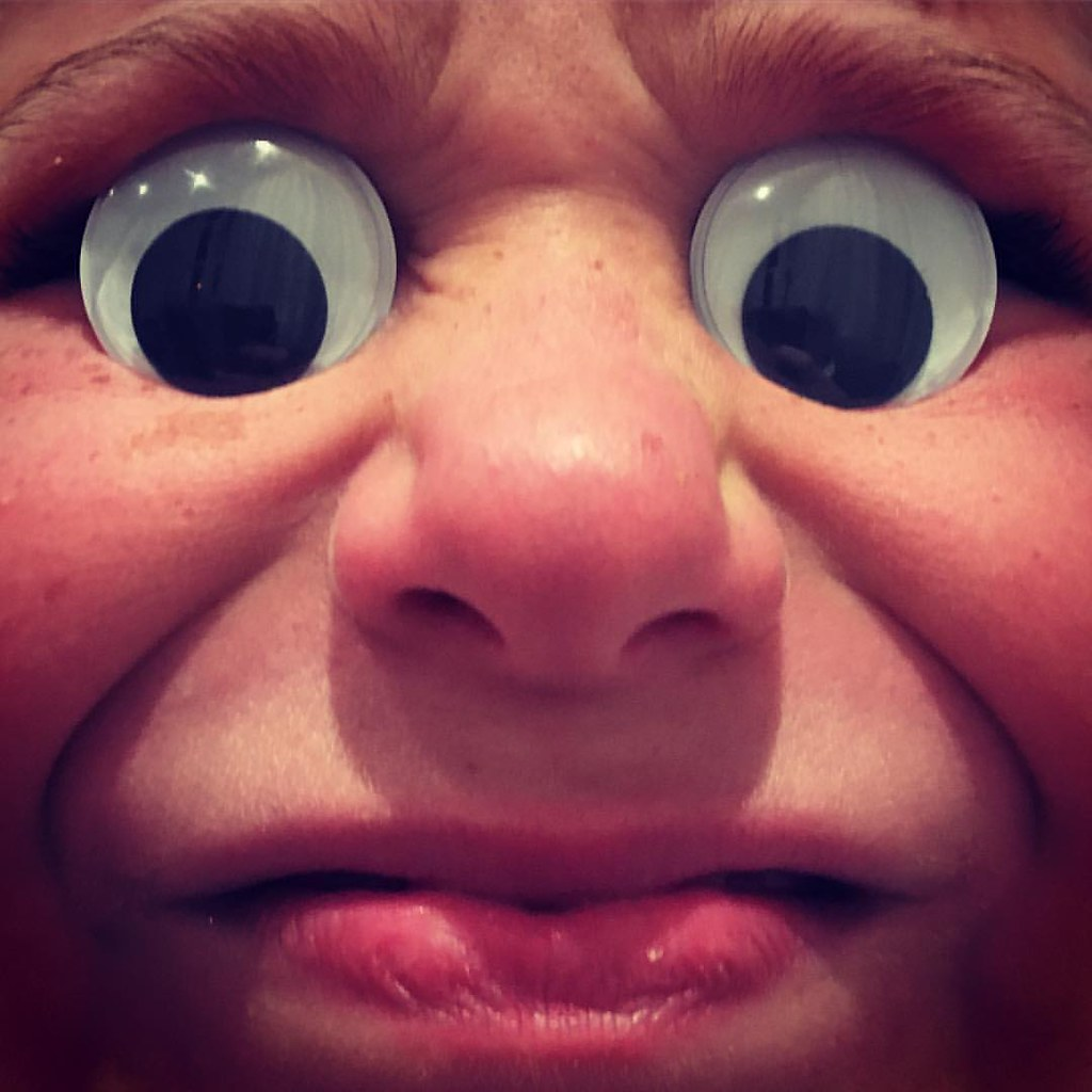 Freaky eyes pictures #1