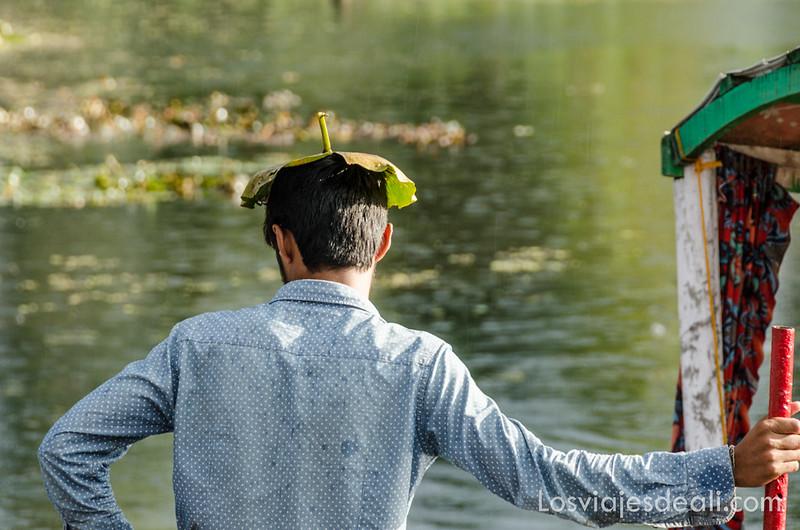 Srinagar Lago Dal