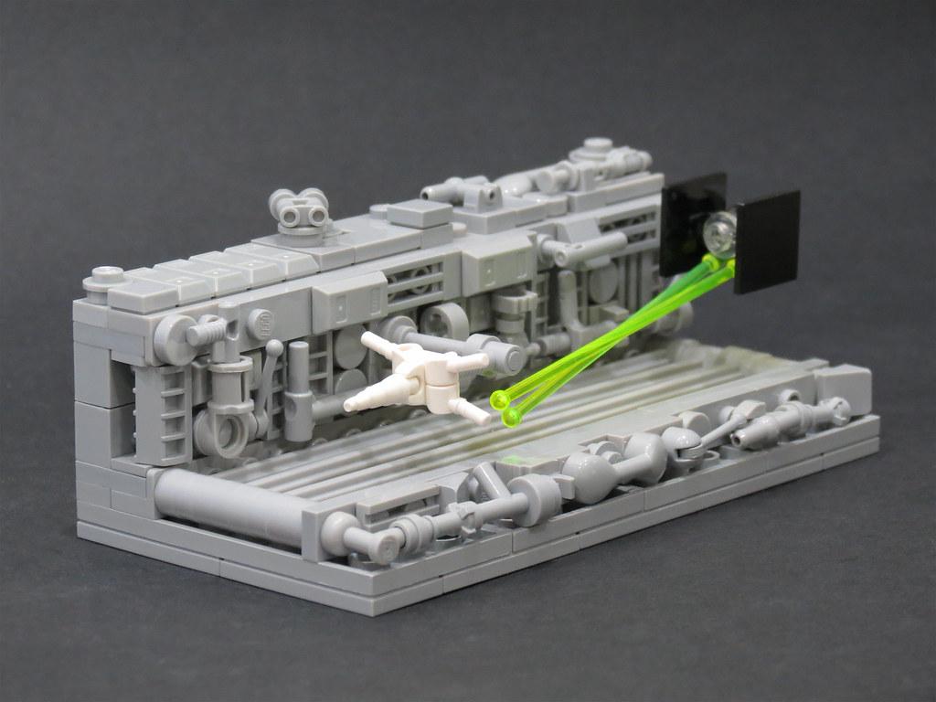 lego star wars selber bauen anleitung affordable lego. Black Bedroom Furniture Sets. Home Design Ideas
