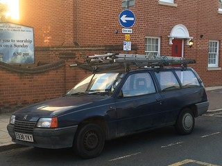 1988 Vauxhall Astra Estate | by SKW1982