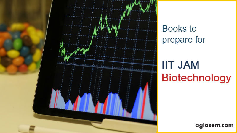 Books to prepare for IIT JAM Biotechnology (BT) Exam – Complete List