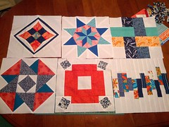 some hive blocks by SaraMargaret0706