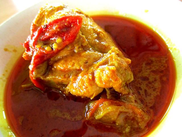 Sri Pelita, Causeway chicken curry