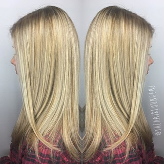 Life is Better with Beautiful Blonde Highlights! 🔥🔥🔥 Let The Hair Lounge Stylist Callie @calliesarcone_hair Beautify Your Hair!  #hair #highlights #blondehighlights #balayage #njsalon #salonNJ #marlborosalon #sexyhair #instahair #njstylist | by hairloungenj