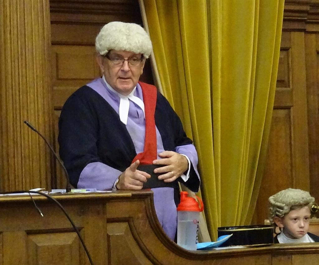 His Honour Judge Sheridan | Snapshooter46 | Flickr
