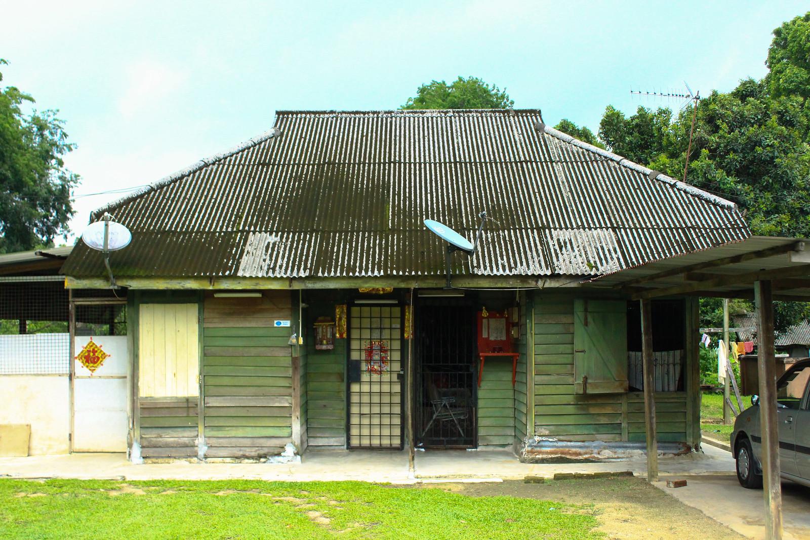 如今看來並不起眼的木造小房子,卻是20世紀初最現代化的療養院設計。(攝影:何欣潔)
