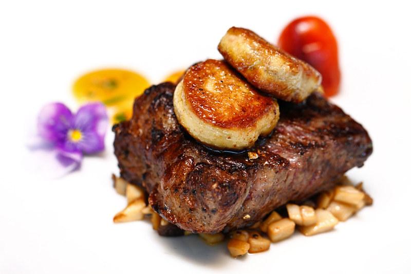 Torii Kobe Zabuton A5 Steak